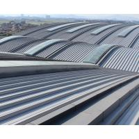 High Rib Standing Seam Roofing Sheets for Gymnasium
