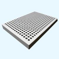 25mm Perforated White Color Aluminum Honeycomb Panels