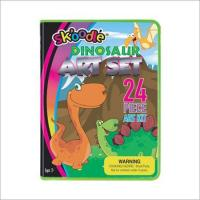 Buy cheap 24 Piece Dinosaur Art Sets product