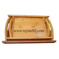 TP017 Bamboo serving tray