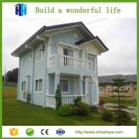 2017 new stables prefab luxury kit house novel decoration material house for sale