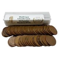 Buy cheap WWII Shell Case Penny Roll (50-Piece) product