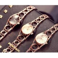 Buy cheap Gedi fashion bracelet watch skeleton stainless stainlessladies quartz watch rose gold ALK-GE 2974 product