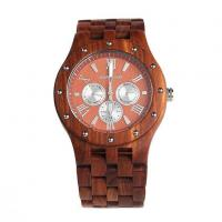 Buy cheap Personality Man Wooden Watch product