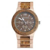 Buy cheap Wooden Personality Waterproof Watch product