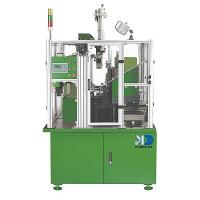 Buy cheap Customized Automatic inner diameter lathing machine with automatic feeder product