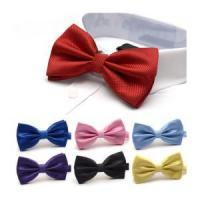 Buy cheap Wholesale Nice Looking Colorful satin necktie bowtie product