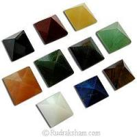 Gemstone Pyramid Set
