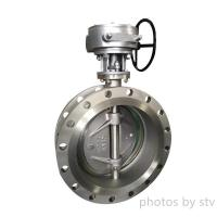 GGG25 Wafer Butterfly Valve, CF8 Disc, SS304 Shaft, EPDM Seat, DN200, PN16
