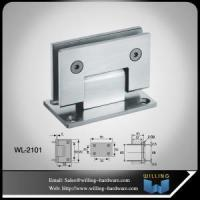 China Wall to glass 90 Degree Hinge Model No.: WL-2101 on sale