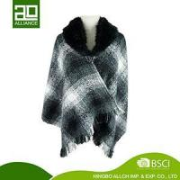 Buy cheap WOMEN KNITTED WRAP PONCHO SCARF LDS CAPE/STOLE/WRAP/PONCHO-8 product