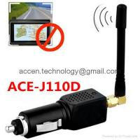 Buy cheap Mini Car GPS Signal Jammer Block All GPS Tracker Navigator Logger Anti-Tracking from wholesalers