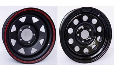 China STEEL WHEEL RIMS