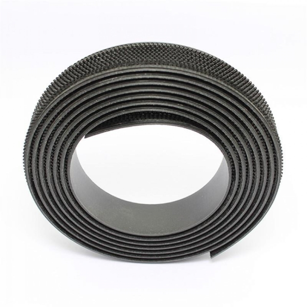 China Magic tape fastener plastic tape with pvc board Special hook