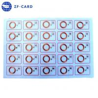 Buy cheap ISO 18000 long range read & write UHF6C rfid dry inlay product