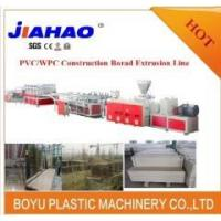 Buy cheap WPC PVC Contruction Board Making Machine from wholesalers