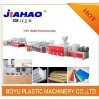 Buy cheap WPC board making machine from wholesalers
