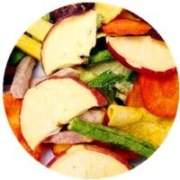 Buy cheap Mixed fruits & vegetables Crisps product