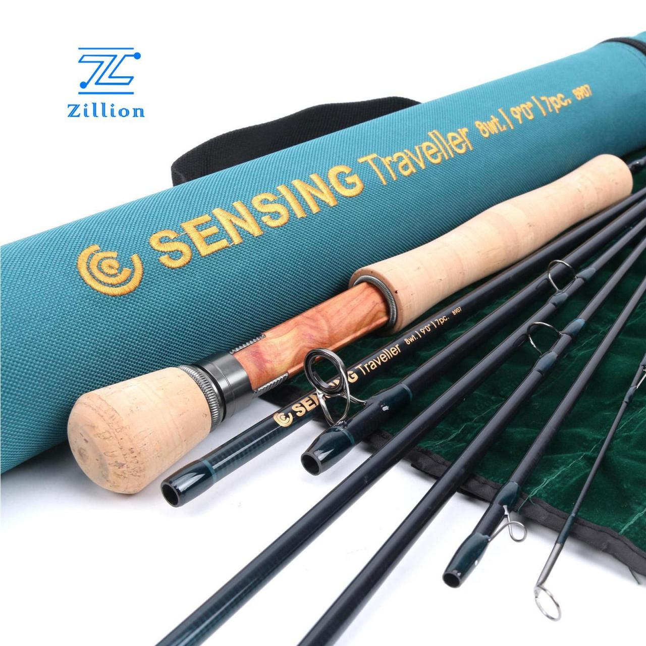 Buy cheap Sensing Traveller Fly Rod from wholesalers