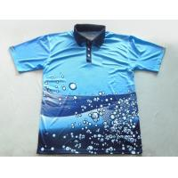 Buy cheap Fit Quick Dry Golf Polo Shirt from wholesalers