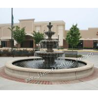 Buy cheap Stone sculptures fountain product