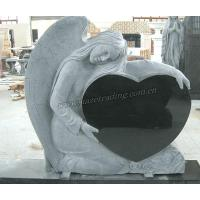 Buy cheap Stone sculpture tombstone product