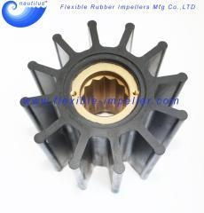 Quality Raw Water Pump Impeller for YANMAR Marine Diesel Engine 6HA2M-DTE/STE replace for sale