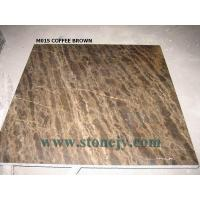 Buy cheap Marble Product CHINA COFFEE BROWN Item No.: Spec from wholesalers