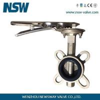 Buy cheap Stainless Steel Butterfly Valve Rubber Seat product