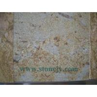 Buy cheap Granite Product river yellow Item No.: Spec from wholesalers
