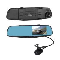 Buy cheap SD110 4.3 inch HD Rearview Mirror DVR product