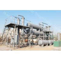 Buy cheap Black Oil Waste Engine Oil Making Diesel Machine from wholesalers