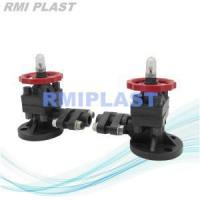 Buy cheap PVDF Level Indicator Flange End JIS10K product