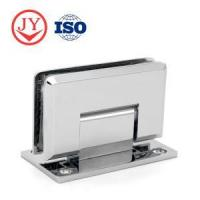 Buy cheap Frameless 90 Degree Glass-To-Wall Shower Hinges from wholesalers