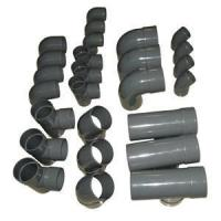 Buy cheap Plastic Components PVC 45 Degree Tee product