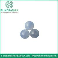 Buy cheap Plastic Hollow Floatation Ball Plastic Hollow Floatation Ball for Tower Packing product